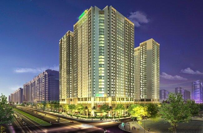 Vị trí tổng quan của chung cư Eco Green City